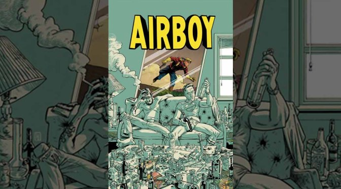Preview: Airboy #1