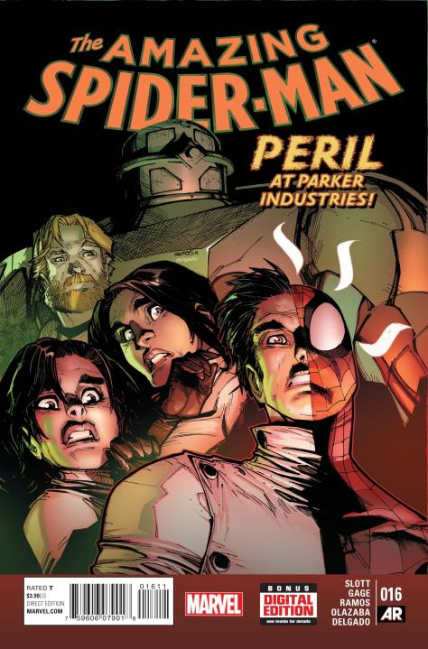 Amazing Spider-Man #16