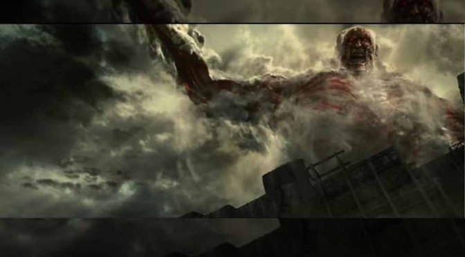 New Trailer for Live-Action Attack on Titan