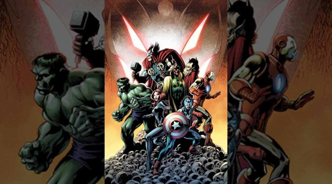 Preview: 'Avengers: Ultron Forever' #1