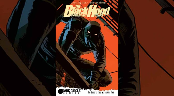 Preview: THE BLACK HOOD #2