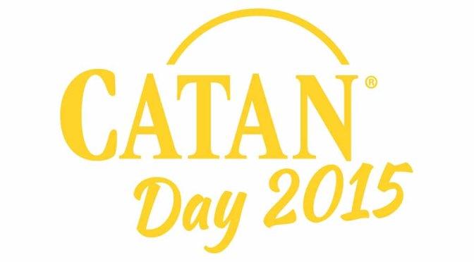 Catan Con 2015!
