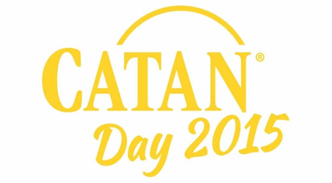Celebrate the 20th Anniversary of 'Catan' at CatanCon 2015