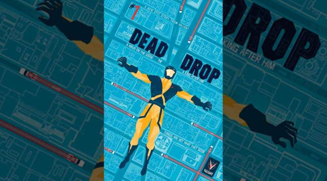 Review: Dead Drop #1
