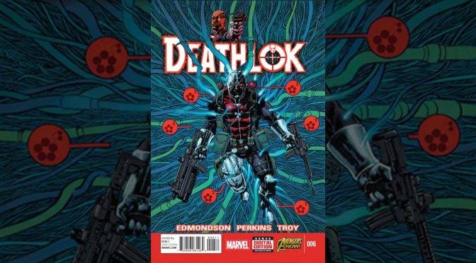 Deathlok #6 - Featured
