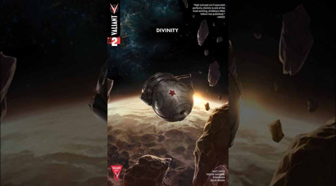Review: Divinity #2