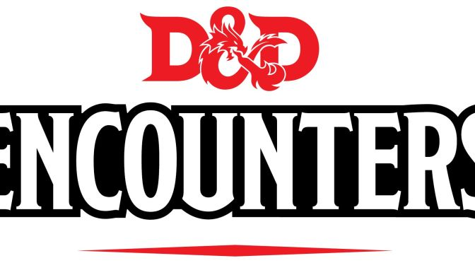 Wizards of the Coast Releases Free Player Companion for New 'Encounters' Season