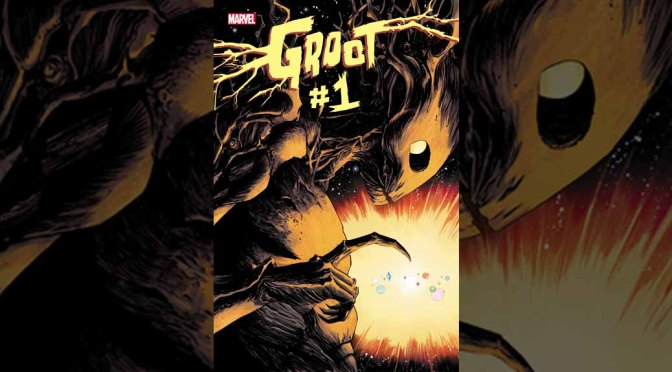 Groot Is Getting a Solo Series