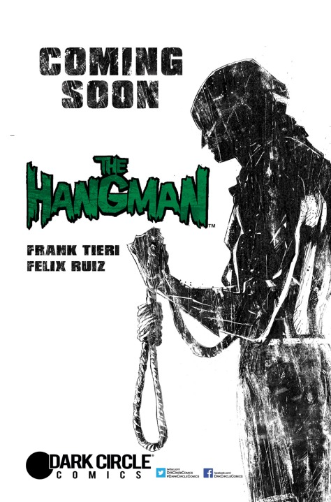 Hangman Dark Circle