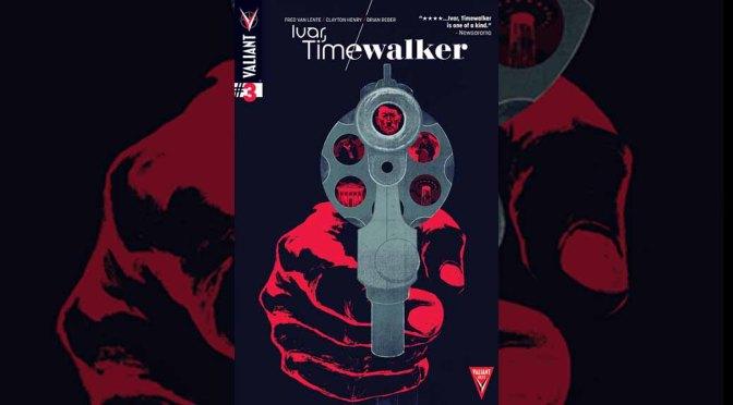 Review: Ivar, Timewalker #3