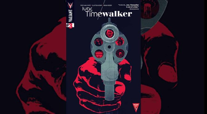 Review: Ivar, Timewalker #3