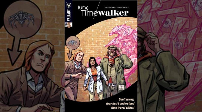 Preview: Ivar, Timewalker #5
