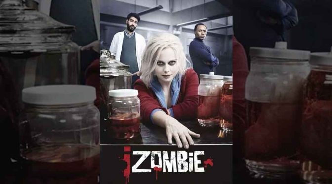 iZombie Undead Trailer