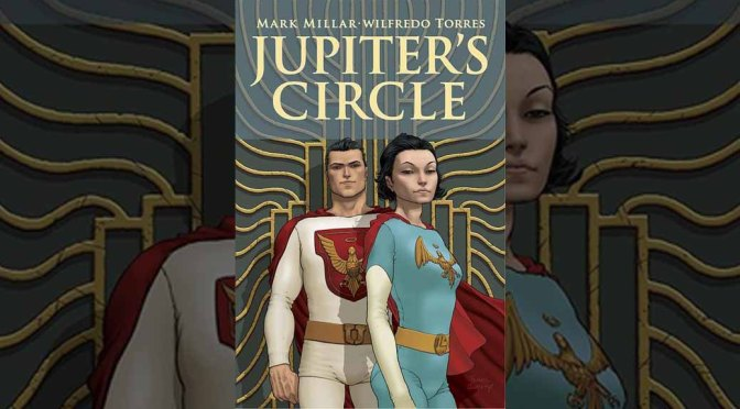 Preview: Jupiter's Circle #1