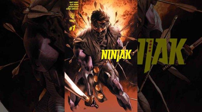 Review: Ninjak #1