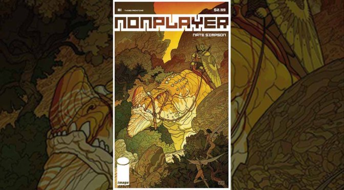'Nonplayer' #2 Being Released…Finally!