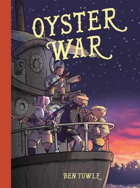 Oyster War #1
