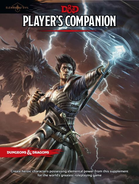 Players Companion Cover