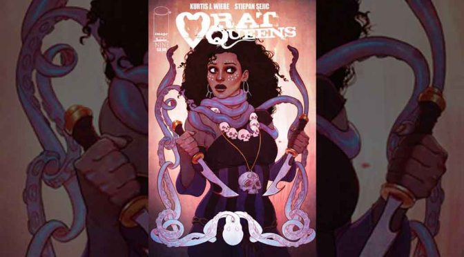 Review: Rat Queens #9