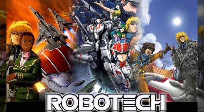 Sony Planning 'Robotech' Movie