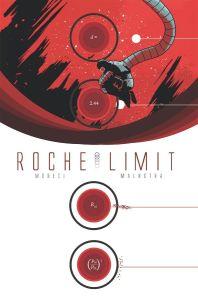 Roche Limit vol 1 - Cover