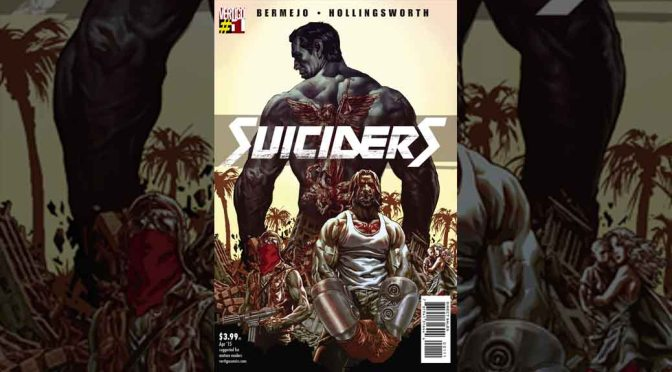 Review: Suiciders #1