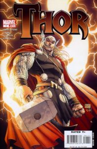 Thor by JMS #1