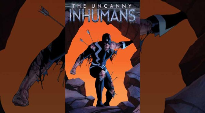 Preview: Uncanny Inhumans #0