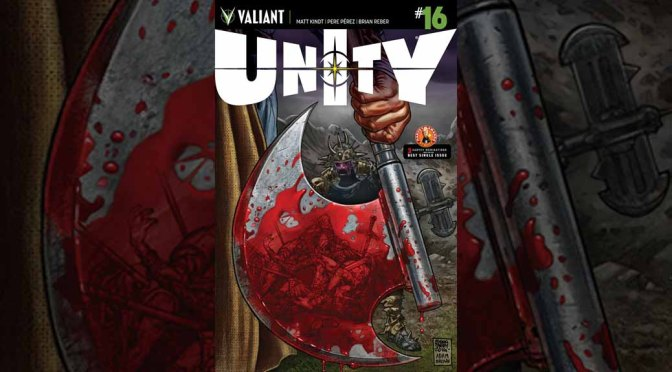Review: Unity #16