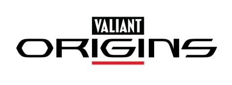 Valiant Origins Logo