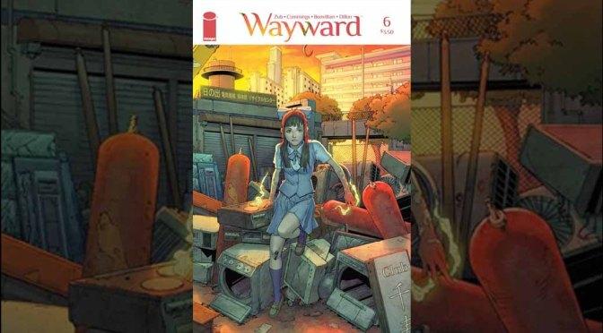 Review: Wayward #6
