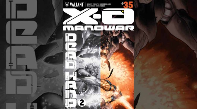 Preview: X-O MANOWAR #35