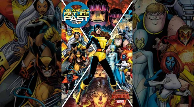 Preview: Years of Future Past #1