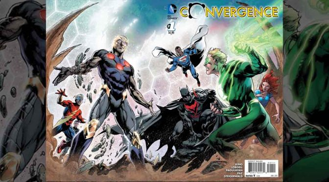 Review: Convergence #1