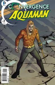 Convergence Aquaman #1