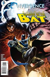 Convergence Batman Shadow of the Bat #1