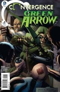 Convergence Green Arrow #1