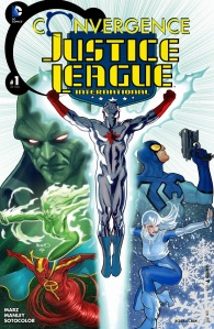 Convergence Justice League International #1
