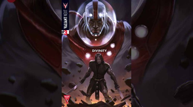 Review: Divinity #3