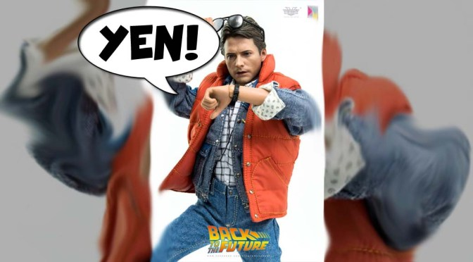 Geek YEN! – Hot Toys 'Back to the Future' Marty McFly 1/6 Scale Figure