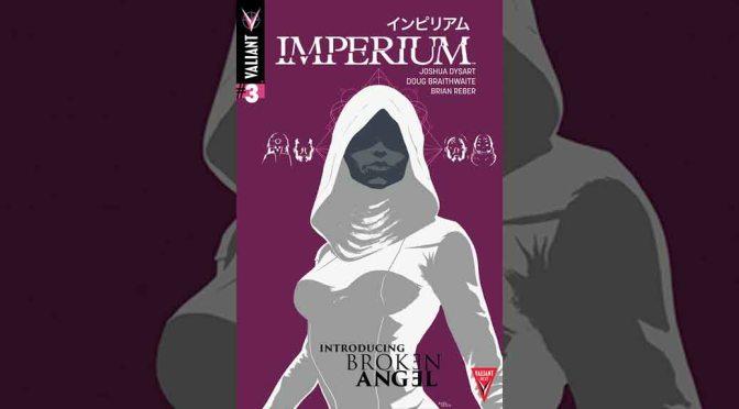 Review: Imperium #3
