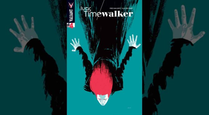 Review: Ivar, Timewalker #4