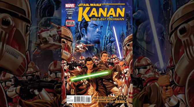 Review: Kanan Last Padawan #1