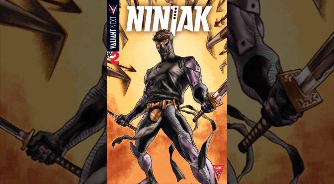 Review: Ninjak #2