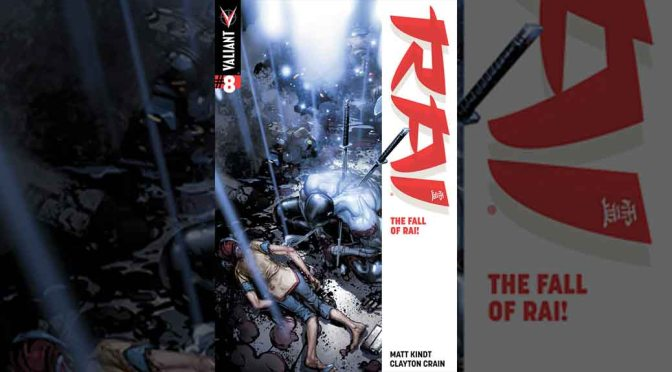 Review: Rai #8