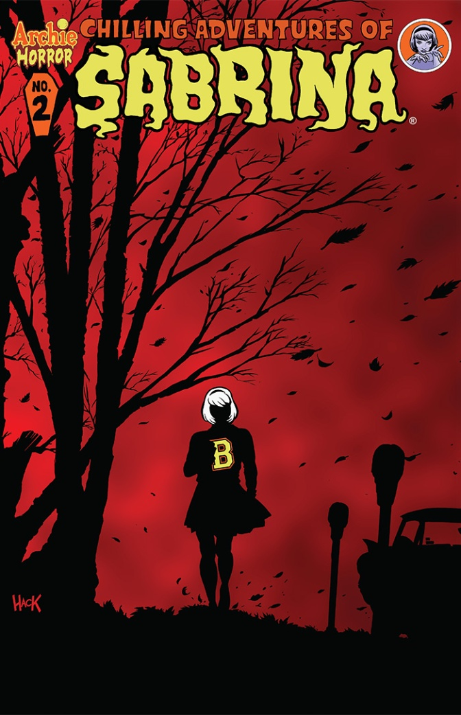 Preview: Chilling Adventures of Sabrina #2