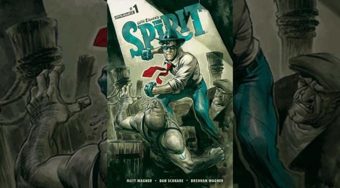 The Spirit #1 - Featured