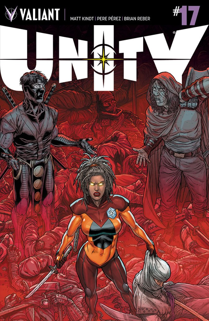 Review: Unity #17