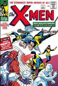 X-Men Teams First Class Original
