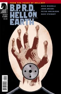 BPRD Hell of Earth #131